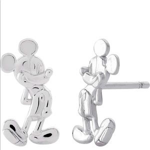 Dainty Mickey Mouse studs